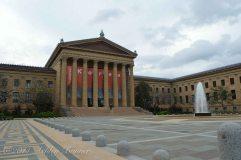 The Philadelphia Art Museum